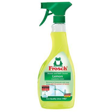 Frosch Lemon Shower & Bath Cleaner - 500ML