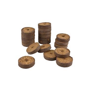 Gardman 50 Peat Free Compost Discs