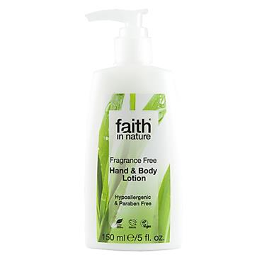 Faith in Nature - Fragrance Free Handy & Body Lotion