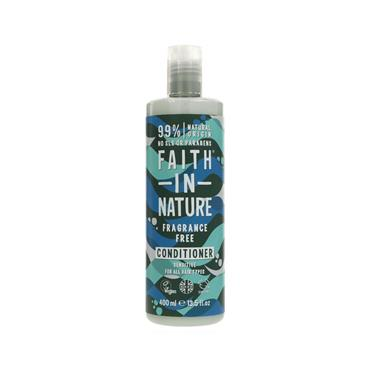 Faith in Nature - Fragrance Free Conditioner