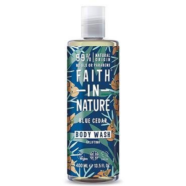 Faith in Nature -  Blue Cedar Shower Gel