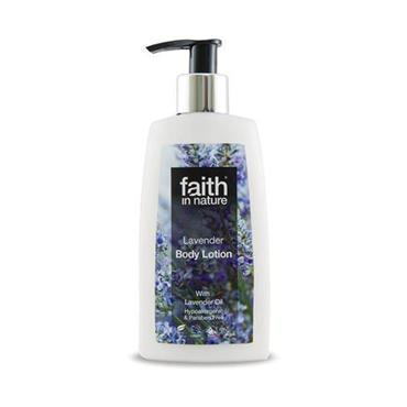 Faith in Nature - Lavender Body Lotion