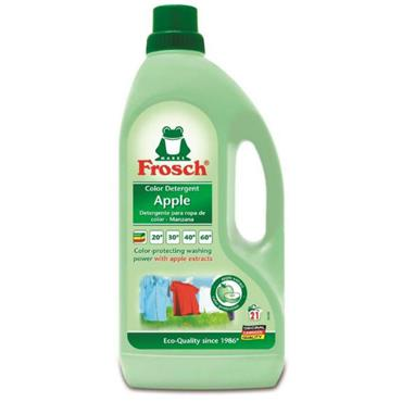Frosch Apple Colour Laundry Detergent - 1.5Ltr