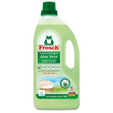 Frosch Aloe Vera Sensitive Laundry Detergent - 1.5Ltr