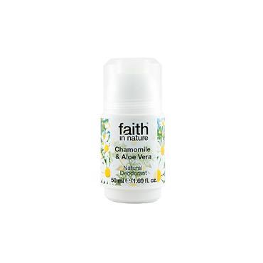 Faith in Nature - Roll-On Deodorant Aloe Vera & Chamomile