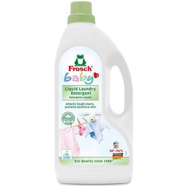 Frosch Baby Liquid Laundry Detergent - 1.5Ltr