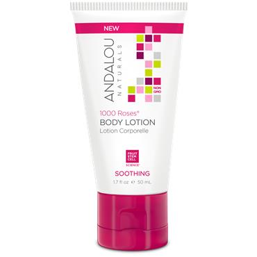 1000 Roses Soothing Body Lotion 50ml