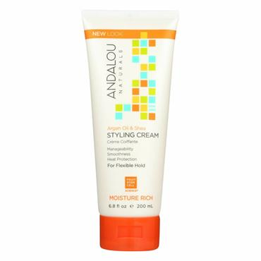 Argan Oil & Shea Moisturising Rich Styling Cream