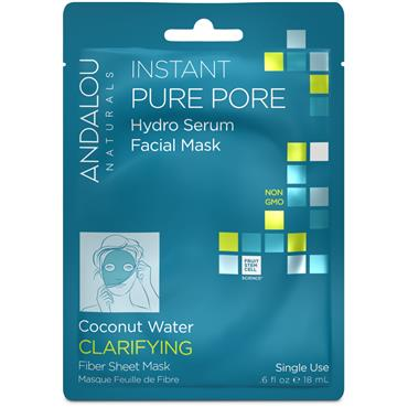 Instant Pure Pore Hydro Serum Face Mask