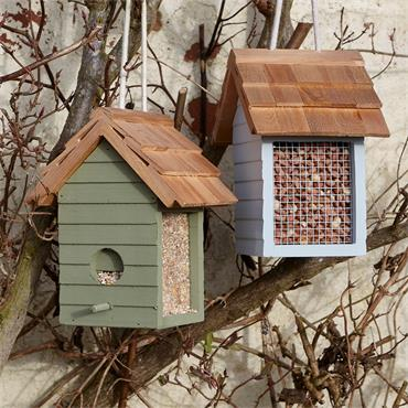 Gardman Beach Hut Seed Feeder