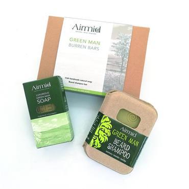 Airmid Green Man Burren Bars