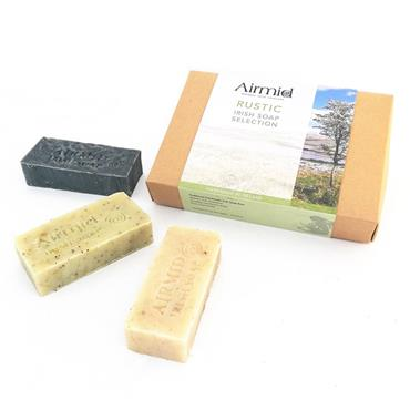 Airmid Rustic Irish Soap Selection