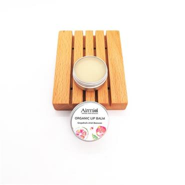 Airmid Irish Beeswax Lip Balm - Organic Grapefruit