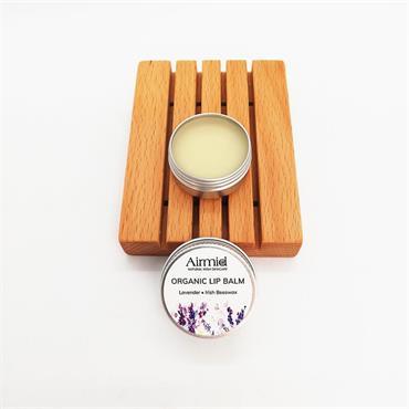 Airmid Irish Beeswax Lip Balm - Organic Lavender