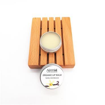 Airmid Irish Beeswax Lip Balm - Organic Vanilla