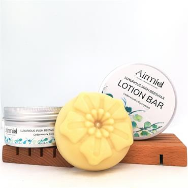 Airmid Cedarwood Eucalyptus Solid Lotion Bar