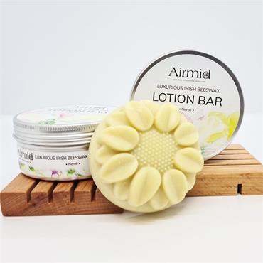Airmid Neroli Solid Lotion Bar