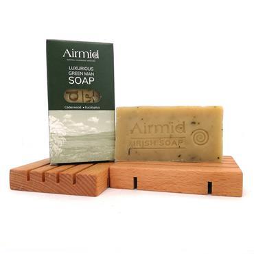 Airmid Cedarwood & Eucalyptus Soap & Lotion Set