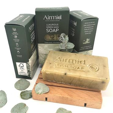 Airmid Green Man - Cedarwood & Eucalyptus