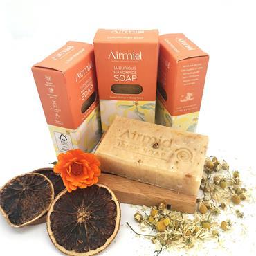 Airmid Ylang Ylang & Orange Soap