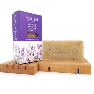 Airmid Lavender Tea Tree Lemon Soap