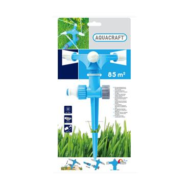 Aquacraft 3 arm Sprinkler with Spike