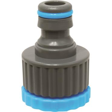 Aquacraft 1/2in - 3/4in Threaded Tap Adaptor