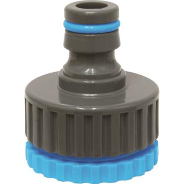 Aquacraft 3/4in - 1in Threaded Tap Adaptor