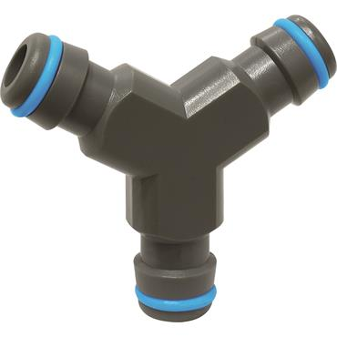 Aquacaft Three Way Connector - Hose Spliter