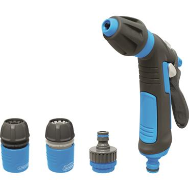 Aquacraft 4pc Comfort Adjustable Spray Nozzle Set