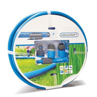 Aquacraft Classic 30m Fitted Garden Hose