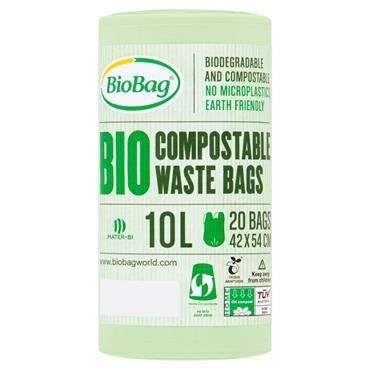 BioBag 10 L BioBag Mulitpack (120 Bags)
