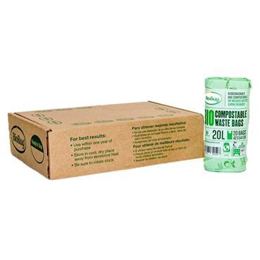 BioBag 20 L BioBag Mulitpack (120 Bags)