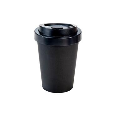 Bamboo Cup - Natural Black