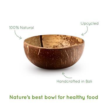 Bambaw Coconut Bowl Polished