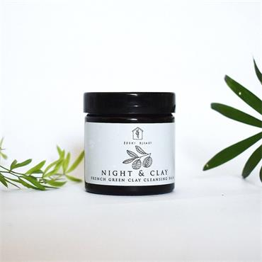 Bodhi Blends Night & Clay French Green Clay Cleansing Balm
