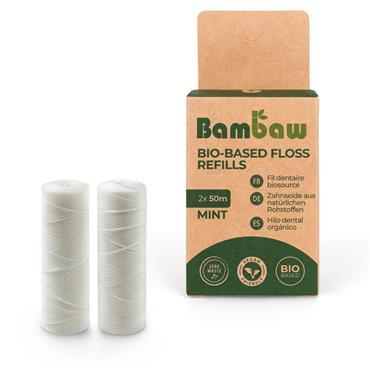 Bambaw Floss Refill 2x50m Corn