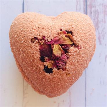 Organicules Bath Bomb - Pink Clay