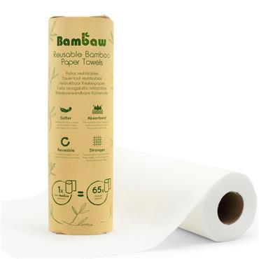 Bambaw Paper Towel Roll