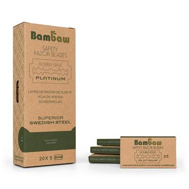 Bambaw Razor Blades Refill Pack