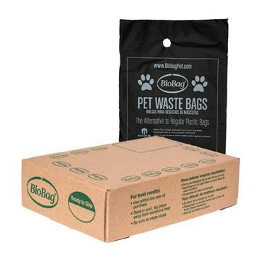 Biobag Dog Waste Bags Mulitpack (300 Bags)