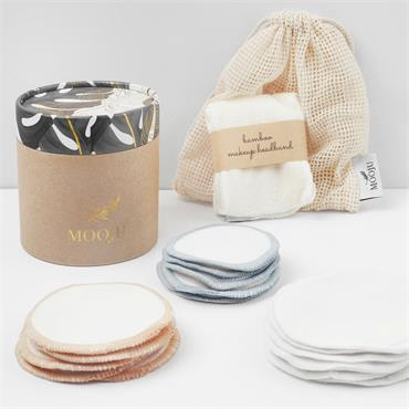 MOOJU Mooju The Beauty Box - Luxury Reusable Makeup Remover Pads