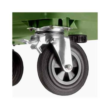 Castor Wheel for 4 Wheel Bins