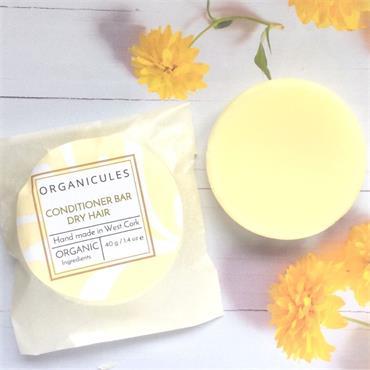Organicules Conditioner Bar Dry Hair - Bag