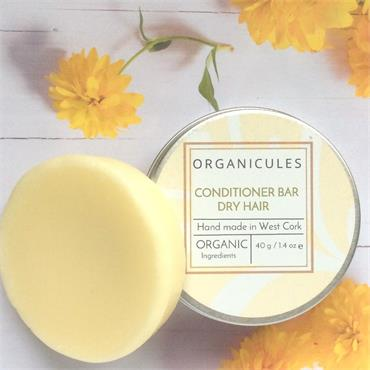 Organicules Conditioner Bar Dry Hair - Tins