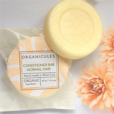 Organicules Conditioner Bar Normal Hair - Bag