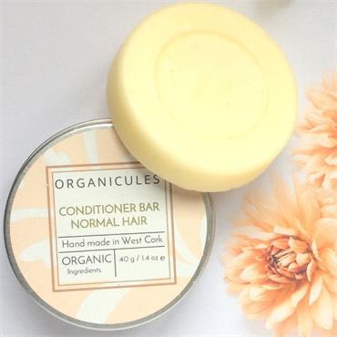 Organicules Conditioner Bar Normal Hair - Tins