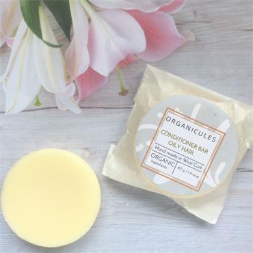 Organicules Conditioner Bar Oily Hair - Bag