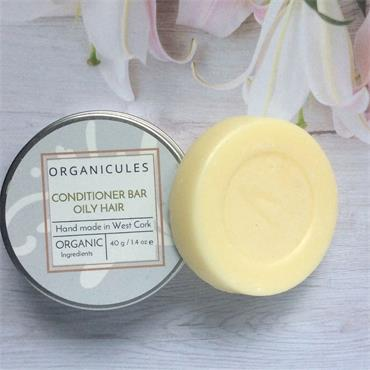Organicules Conditioner Bar Oily Hair - Tins