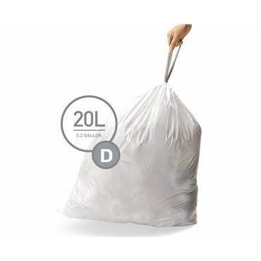 Simple Human D bin liners